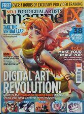 Imagine FX UK June 2017 Digital Art Revolution Photoshop Tools FREE SHIPPING sb