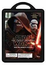 Book and Magnetic Play Set: Star Wars: The Force Awakens : Book and Magnetic...