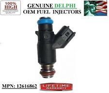 Chevrolet Malibu 3.5L V6 2009-2010/ Refurb 1x OEM Delphi #12616862 Fuel Injector
