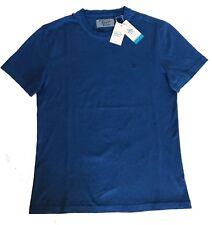 Penguin Original Men's T Shirt - Colour: Monaco Blue - Size: Medium