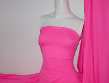 Hotpink Lycra/Spandex 4 way stretch Finish Fabric