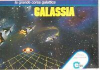 GIOCO DI SOCIETà VINTAGE TOY BOARD GAMES 1979,GALASSIA LA GRANDE CORSA GALATTICA