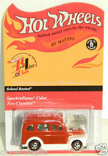 Hot Wheels 2012 RLC Subscription School Busted Short Bus Rare Members Only
