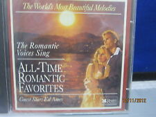 ALL-TIME ROMANTIC FAVORITES CD *New Sealed NBO* Super Fast Shipping+tracking