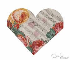 A Forma di Cuore Tovaglioli-San Valentino / ROMANTICA CENA-FULL LOVE intervallo in negozio