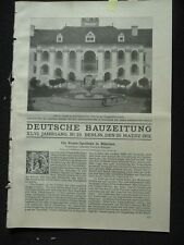 1912 München Rosenapotheke Sendlinger Straße Altstadt Lehel