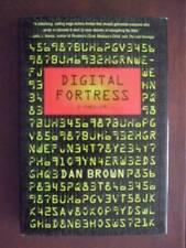 Dan Brown ~ Digital Fortress ~ Signed ~ HC/DJ