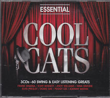 COOL CATS essential - various artists 3 CD