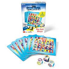 The Smurfs Big Roll Bingo Game by Pressman