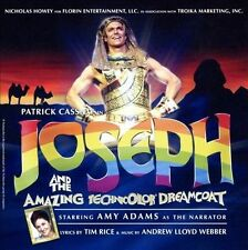 Joseph And The Amazing Technicolor Dreamcoat by Patrick Cassidy; Amy Adams;