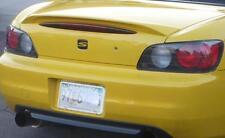 2 x Anti Camera Clear License Plate Red Light Cam Shields + 4 Bolt Caps/Chrome