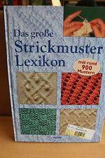 Veronica Massburg Das große Strickmuster Lexikon mit rund 900 Mustern