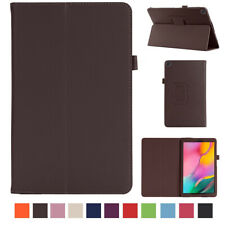 For Samsung Galaxy Tab A 9.7 10.1 10.5 Tablet Cover Magnetic Leather Smart Case
