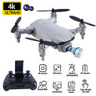 100% Brand New Foldable Alloy ABS RC Drone 4k HD Drone Dual Camera Quadcopter