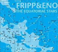 ROBERT FRIPP - EQUATORIAL STARS NEW VINYL RECORD