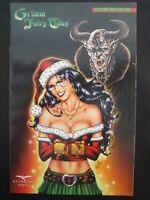 Grimm Fairy Tales 2010 Holiday Edition, Zenescope Comics, 5.99 retail, Al Rio c.