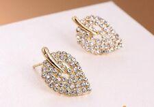 Leaf Shape Earings- Stud Holi Sale Gift