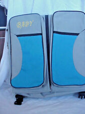"""""""BABY"""" FOLDOUT CHANGING MAT WITH COMPARTMENTS SHOULDER BAG"""