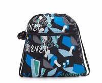 Kipling Supertaboo Drawstring/Swim Bag EPIC BOYS Print FW19  RRP £28