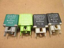 IMASEN Mazda  Relay H300, H270, GA30, B5B4  DC12V 20A