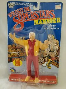 Classy Freddie Blassie LJN Series 3 Wrestling Superstars Manager WWF Figure