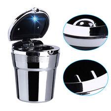 R24 KFZ Autoaschenbecher Aschenbecher LED Beleuchtung Getränkehalter Gluttöter