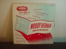10 INCH JAZZ LP WOODY HERMAN on CORAL CRL-56005 ~ 1950