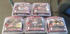 Bison Sagat Cammy Viper Zangief Madcatz street Fighter 20th Fightpads
