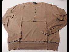 Gucci maglia uomo taglia L seta /cotone. made in italy. occasione