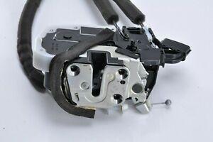 2009 - 2014 NISSAN CUBE Driver Side Left Rear Door Lock Latch Actuator OEM