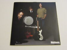 """MULDOONS Red And Black 7"""" JACK WHITE rare oop UNPLAYED"""