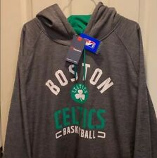 NWT! Boston Celtics  Pullover Hoodie Sweatshirt Men's 5XL - Rare Size