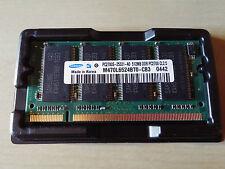 MEMORIA DDR 512MB PC 2700S CL2.5 PORTATIL 333MHZ