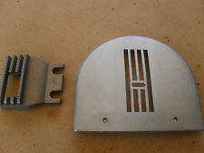 NEW INDUSTRIAL FEED DOG AND THROAT PLATE TO SUIT BROTHER TZ1-B652 ZIG ZAG 5MM