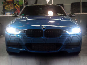 BMW 3 Series F30 F31 Canbus LED Bulbs 300% Brighter Headlight Low Beam 6000K