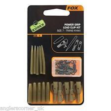 Fox Bords Poignée d'alimentation appât KIT DE Clip / taille 7 / pêche / cac638