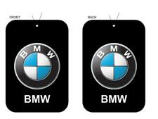 Bmw, 1,2,3,4,5,6 series M sport Car Air Freshener Double Sided