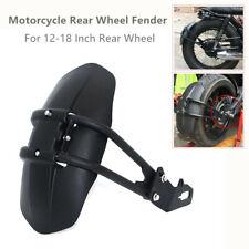 1pc 12-18 Inch Universal Motorcycle Rear Wheel Fender Bracket Mudguard Protector