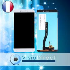 """Ecran tactile + LCD pour Asus Zenfone 3 Laser ZC551KL Z01BD 5.5"""" blanc"""
