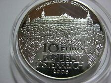 Austria 10 euro 2006 in Proof condition in original box & certificate.Very Rare.
