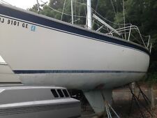 1986 Hunter 34' Sailboat - New Jersey
