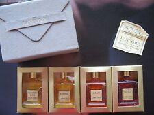 **Super RARE** 5-60s Vintage Lancome Perfume Set Magie Tresor Envol Fleches d'or