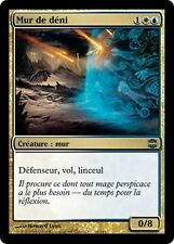 *MRM* FRENCH FOIL Wall of Denial ( Mur de deni) MTG Reborn