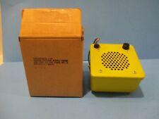 CIVIL DEFENSE CD V-705 NO2 SPEAKER GEIGER COUNTER RADIATION DETECTOR COLD WAR