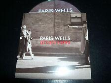 Paris Wells Lets Get It Started Rare Australian Remixes Card Sleeve Promo Single