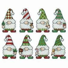 Design Works™ Gnome Ornaments Counted Cross-Stitch Kit