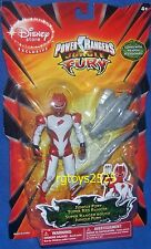 """Power Rangers Jungle Super Special 5"""" Red Ranger New Disney Store Exclusive 2008"""