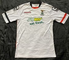 Inverness Caledonian Thistle away shirt jersey Carbrini 2015-2016 adult SIZE M