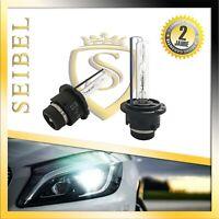 2er SET D2S 8000K Xenon Brenner Birne Lampe Scheinwerfer Lampe E-Prüfzeichen