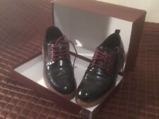 Nobrand Women's Shoes - Black / Red - Size 6